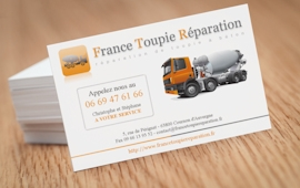 portfolio France Toupie Réparation
